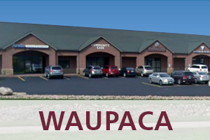 Dr. Lohrbach at OSI's Waupaca Clinic